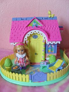 Huge Polly Pocket Lucy Locket Dream Cottage | by Miss_Leonie