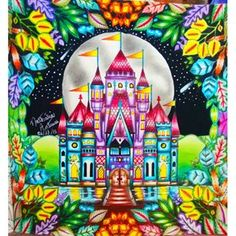Inspirational Coloring Pages by Nathália e Paulo @nathaliapauloantunes #inspiração #coloringbooks #livrosdecolorir #jardimsecreto #secretgarden #florestaencantada #enchantedforest #reinoanimal #animalkingdom #adultcoloring #milliemarotta #lostocean #oceanoperdido #johannabasford