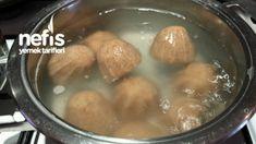 İçli Köfte(şeklini Yapamicli kofte yapimiiayanlar İçin) Pickles, Cucumber, Beans, Fruit, Vegetables, Food, Meal, Beans Recipes, The Fruit