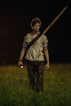Le Labyrinthe de Wes Ball - The maze Runner - Thomas Brodie-Sangster