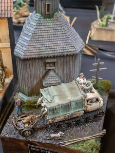 The Modelling News: TMN on Tour: Scale Model Challenge 2018 show Eindhoven NL. The Modelling News, Military Modelling, Military Diorama, Eindhoven, Tabletop Games, World War Ii, Scale Models, Vignettes, Ww2