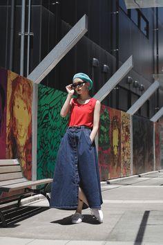[Street Style] チアキチ | Harajuku (Tokyo)