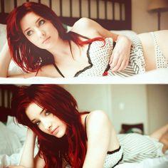 red hair ♥