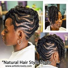 Cornrow updo Cornrow updoYou can find Natural hair updo and more on our website. Braided Hairstyles Updo, Flat Twist Hairstyles, Flat Twist Updo, African Braids Hairstyles, Cornrows Updo, Dreadlock Hairstyles, Black Hairstyles, Updos, Wedding Hairstyles