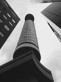 BT Tower #london #bttower #architecture #modern