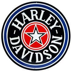 vintage harley signs - Bing Images
