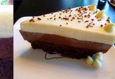 Csokoládé mousse torta Cilantro konyhájából