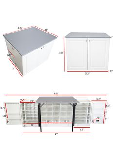 Description  Meetour new Modern MiniBox! Check out our New Lily White Table Top! Ships between 2-10 business days* We have redesigned and improved our MiniBo