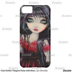 Cute Gothic Vampire Fairy with Hearts Cover For iPhone 5C http://www.zazzle.com/cute_gothic_vampire_fairy_with_hearts_cover_for_iphone_5c-179479887433893333?design.areas=%5Bapple_iphone5c_barelythere_front%5D&CMPN=shareicon&lang=en&social=true&view=113837550675435391&rf=238588924226571373