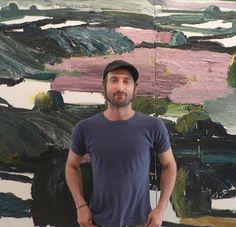 Guy Maestri, Australian contemporary artist, won the 2009 Archibald Prize for a portrait of Australian singer and musician Geoffrey Gurrumul Yunupingu. Born: 1974, Mudgee, Australia