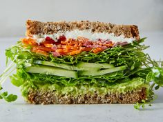Ditch the Cold Cuts for These Glorious Vegetarian Sandwiches - Bon Appétit