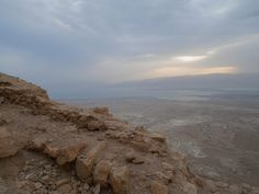 There is a cable car for those who can't hike. It doesn't open until 9am.  The top of Masada is an old fortress that King Herod built so he could see his enemies coming. If you don't need to see the sunrise then you can easily access it from the top.