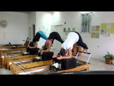 Why Pilates? Peacock Pilates London explains the benefits of Reformer Pilates and the Cardio-Tramp - YouTube