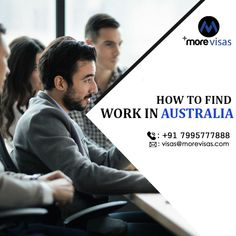 Australia is an attractive place for working or studying and a number of people dream of migrating there. There are some things to bear in mind before a plan to apply for Australian jobs and we present it for your benefit. Australia Immigration, Work In Australia, Find Work, Studying, Benefit, How To Apply, Mindfulness, Number