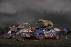 VW Amarok - Move the World 2011-Tour