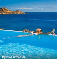 Chase & I will be here in May! Petasos Beach Resort and Spa - Mikonos, Greece. Travel Maps, Mykonos, Oh The Places You'll Go, Beach Resorts, Dream Vacations, Wonders Of The World, Greece, Beautiful Places, Adventure