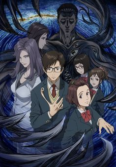 Parasyte -the maxim- (TV) - Anime News Network