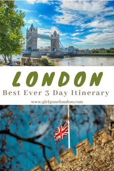 In this 3 day London itinerary, I'm going to unpack the best things to do to maximize your time, experience classic British cuisine, get memorable family photos, and really feel like you've seen the city. Best Countries In Europe, London With Kids, London Night, London Attractions, Things To Do In London, Beautiful Places To Visit, London Travel, Lake District, Study Abroad