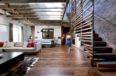 Tribeca Loft Residence (I secretly hate the person who gets to live here.)