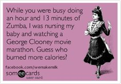 Lol, this makes me feel better since it takes so long to do anything now that we have the baby. Nothing gets, done except for diaper changes and feedings :)