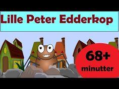 Lille Peter Edderkop og meret mere | Stor Kompilering | 68 minutter af danske børn sange - YouTube
