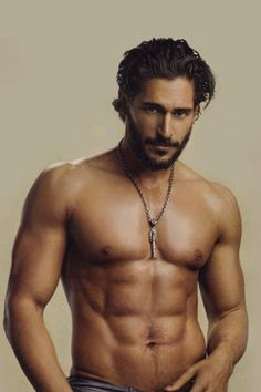 Joe Manganiello iPhone iPod wallpaper