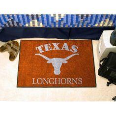 Texas Longhorns NCAA Starter Floor Mat (20x30)