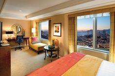 A guestroom at Mandarin Oriental, San Francisco in San Francisco, CA