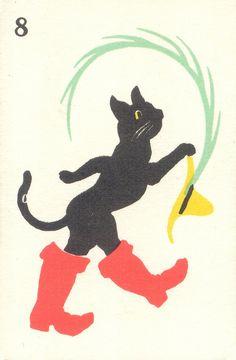 puss in boots   illustré par Violette Didier