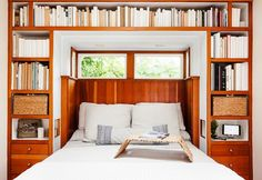 These Tiny Homes Get Small-Space Design Right via @mydomaine - keep a neutral palette (=)