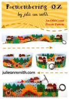 REMEMBERING OZ Bracelet Pattern – Julie Ann Smith