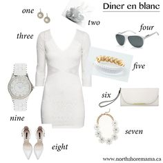 Friday Favourites: Diner en Blanc