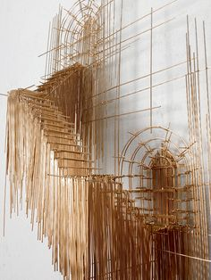 David Moreno on Behance Wall Sculptures, Sculpture Art, Interior Architecture Drawing, Doll House Crafts, Multimedia Arts, Architectural Sculpture, Arch Model, Paint Designs, Installation Art