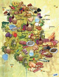 Treasures of Umbria