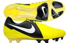 Nike CTR360 Maestri III FG Soccer Cleats (Sonic Yellow Black White) - 891a93643ff8