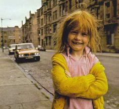 .Glasgow....awww... I wonder where she is now! what a great picture she is lovely.