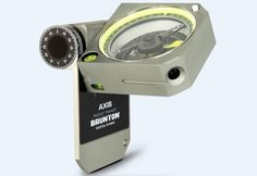 Brunton Axis Pocket Transit: This Compass Looks Like A 007 Weapon