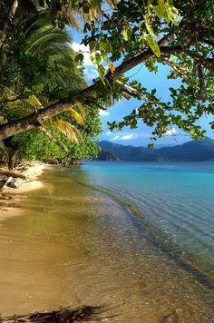 Susu Nakissi Beach - Depapre, PAPUA