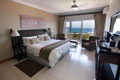 Umthunzi Block C bedroom showing sea Bridal Suite, Sleepover, Good Night Sleep, View Photos, Conference, Sea, Bedroom, Luxury, Furniture