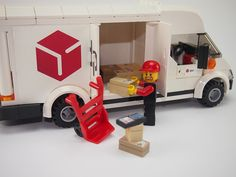 DPD Zustellfahrzeug | FiliusRucilo | Flickr