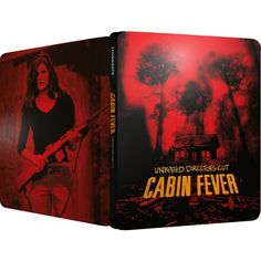 Cabin Fever - Zavvi Exclusive Limited Edition Steelbook (2000 Only)
