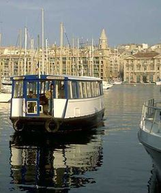 Marseille Old-Port Ferryboat