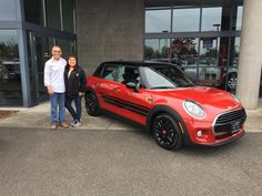 Congratulations and Best Wishes Eva on the purchase of your 2017 MINI COOPER!  We sincerely appreciate your business, Northwest MINI and Pamela Dal Lago.