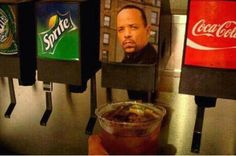Yeah I would love some Ice T
