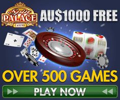 We promote only the best online casinos for Australians that have a solid reputation and where you can safely deposit and withdraw without hassles. http://auscasinos.com.au/