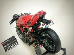 Ducati 1199 Panigale (Without the cover)   by geraldcacas