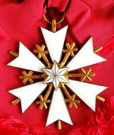 ESTLAND - Orden des weißen Sterns