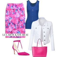 Outfit of the day! #lularoecassie #lularoe #teamlulalovelies #prettyinpink #summerfashion #comfy become a VIP at http://ift.tt/1sE2WFy