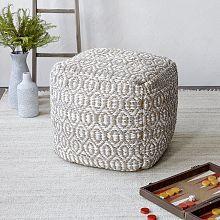 Floor Pillows, Floor Cushions & Poufs | West Elm