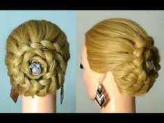 63 Best Braids On Youtube Images Hair Videos Braid Hairdos